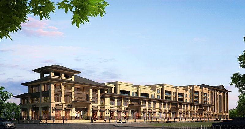 西峰瑞泰商业综合楼